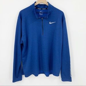Nike Running Half ZIP Pullover Reflective 2XL